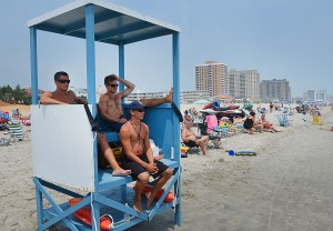 ventnor lifeguard stands