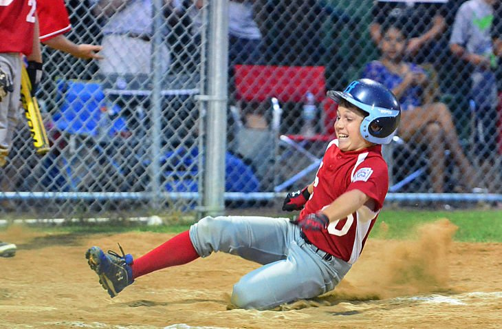 District 16 Little League final