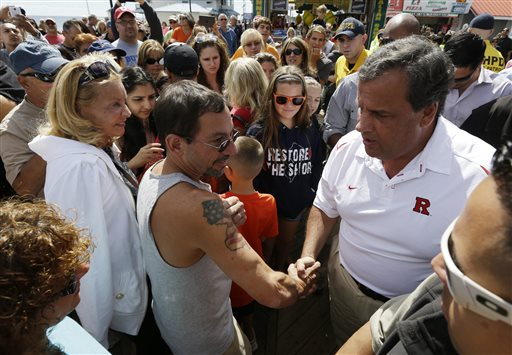 Chris Christie, Pete Bachella
