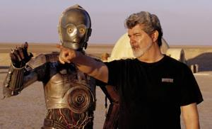Force is strong with dream 'Star Wars' directors