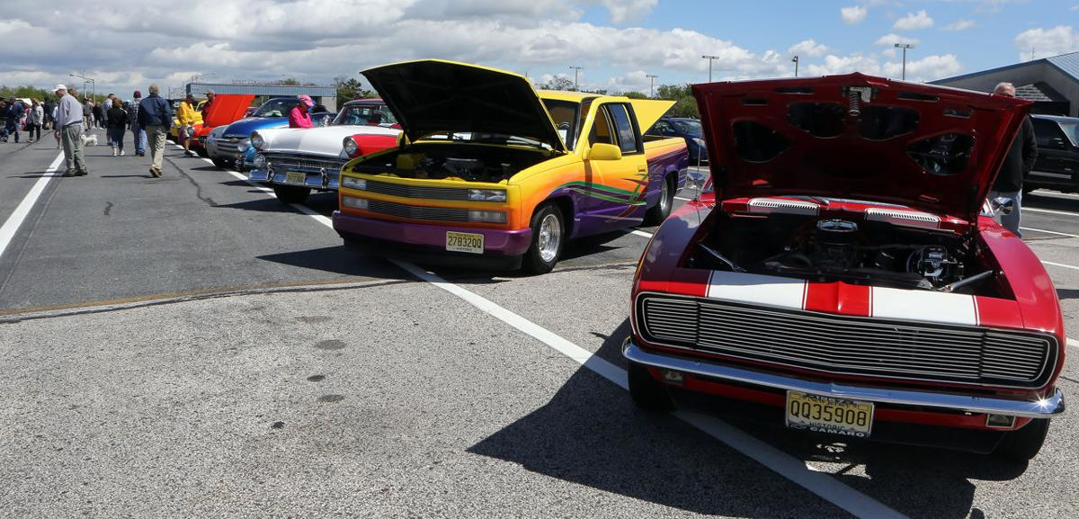 Cape May Lewes Freey Car Show