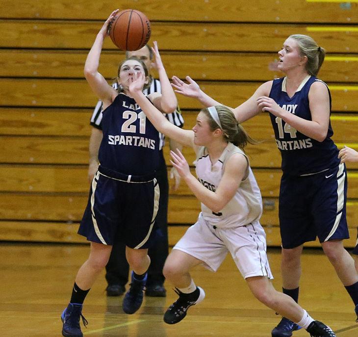 Holy Spirit girls basketball
