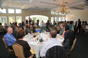 Donald J. Sykes Award winners honored for community service