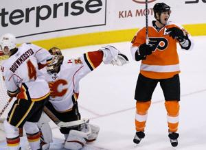 OT penalty on Pronger costs Flyers