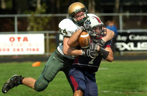 Lacey Township overpowers Pinelands Regional to stay unbeaten