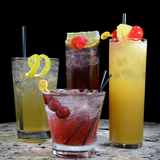 Borgata bars feature Super Bowl-themed drinks