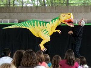 At The Shore Today: Dinosaurs invade Stockton