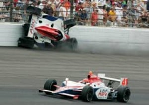 'Spiderman 3' is smash hit: Castroneves wins Indy 500 for third time