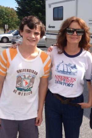 Cape May Court House teen gets practical education on film set