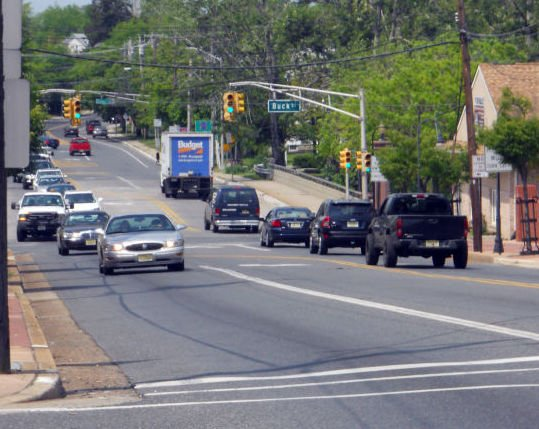 Millville downtown