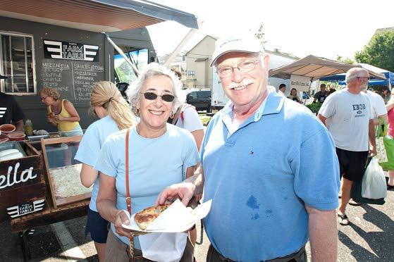 No Boloney, Tony's Farm Table draws crowds on area farmers market circuit