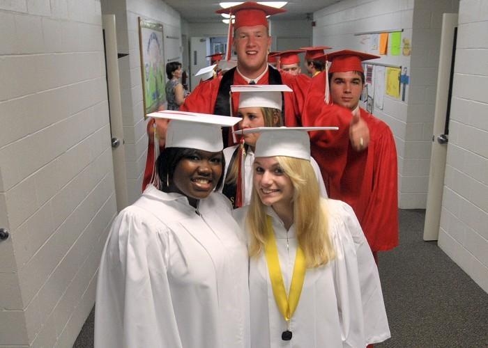 Pilgrim Academy graduation