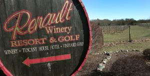 Renault Winery still working after foreclosure, sale