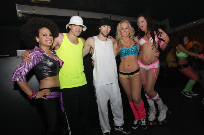Nightlife Gallery of Opening Night at Boogie Nights