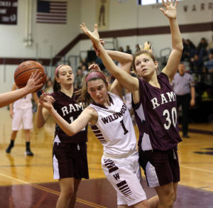 Wildwood vs. Riverside Girls Basketball