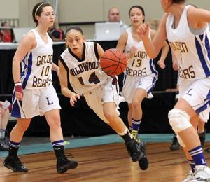 Wildwood girls stage comeback but fall short