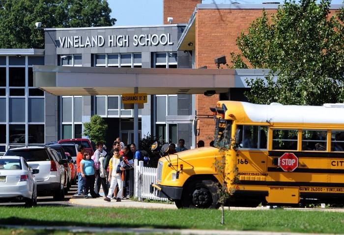 Fights At Vineland High School Have Brought 12 Arrests