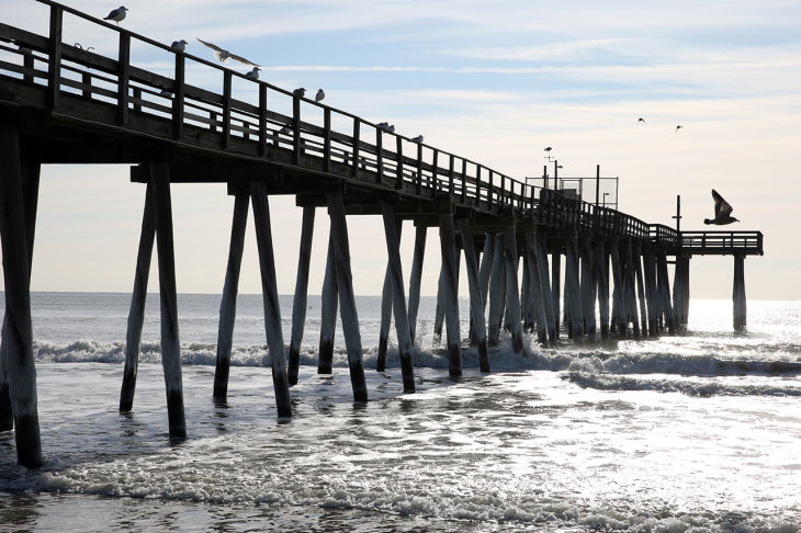 Margate beachfill could put fishing pier out of business for Atlantic city fishing pier