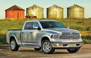 First Look: 2014 Ram with an EcoDiesel