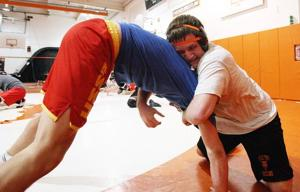 Middle Township wrestlers' records sounding better and better, thanks to coach Matt Wolf