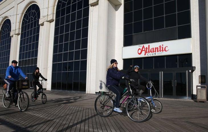 Atlantic Club Closed