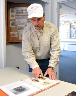 LIFESAVING STATION UNEARTHED