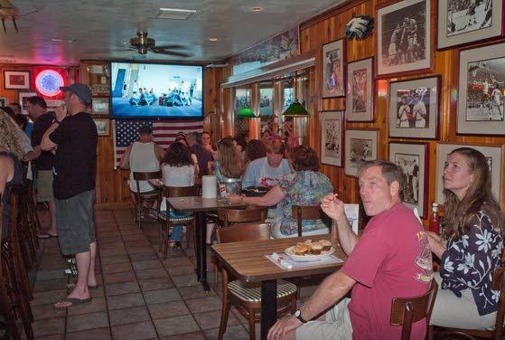 Creative cocktails, menu liven Terrace Tavern