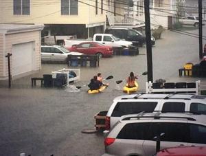 Ocean City Kayaking