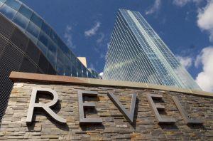 Revel Icon: Exterior of Revel Casino Hotel, in Atlantic City. Thursday, March, 14, 2013  - Danny Drake