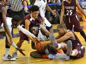 Pleasantville at Atlantic City Basketball