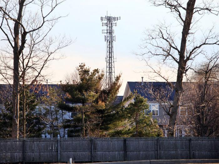 Radio and Cell towers