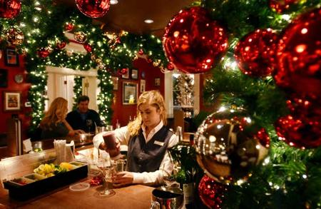 Enjoy Christmas dinner without the mess at these area eateries