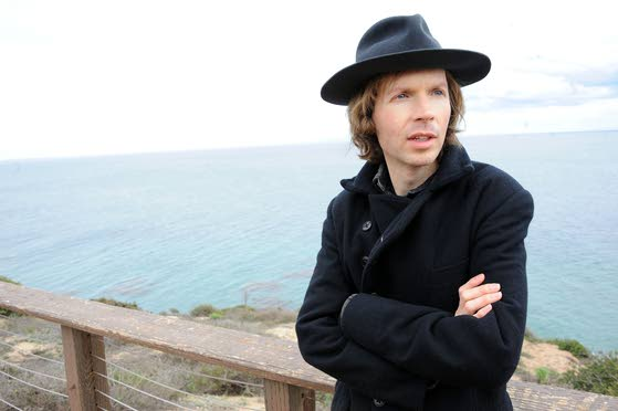 Music: Beck looks for new connection with 'Song Reader'