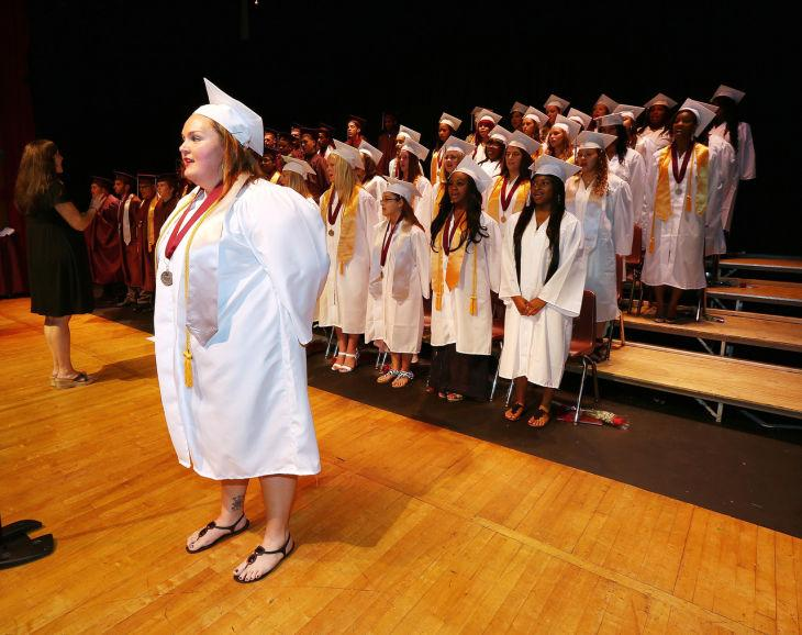 Wildwood High School Graduation