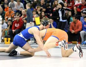 Region 8 wrestling
