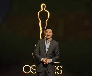 'Family Guy' creator Seth MacFarlane putting all he's got into hosting Oscars