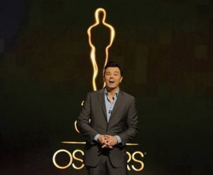 'Family Guy' creator Seth MacFarlane putting all he's got into hosting Oscars