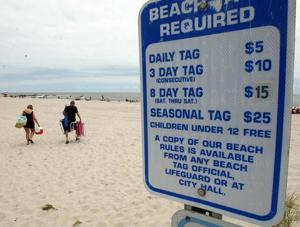 Beach-fee ban unfair to shore residents