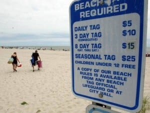 Beach-fee ban unfair to shore residents