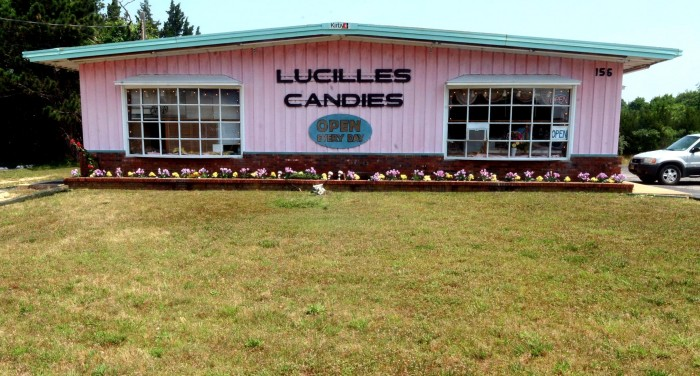 Lucille's Own Make Candies