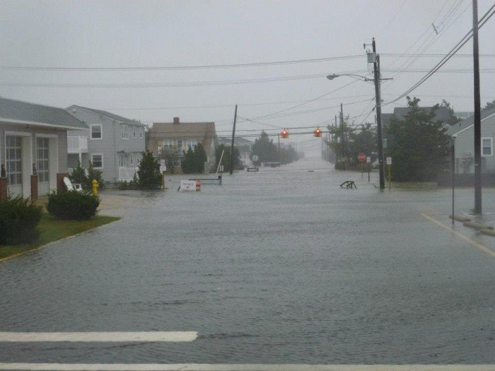 Hurricane Sandy Tuesday