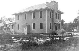 Carolyn Patterson / Historic Linwood building deserves better