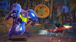 Mickey doesn't fare too well in two new games