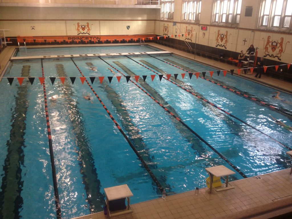 Princeton Suspends Men 39 S Swim Team Over Offensive Materials College