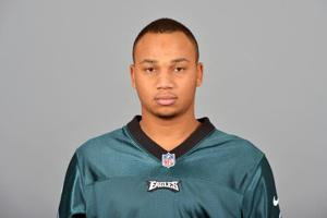 Three-and-out with Eagles running back Chris Polk