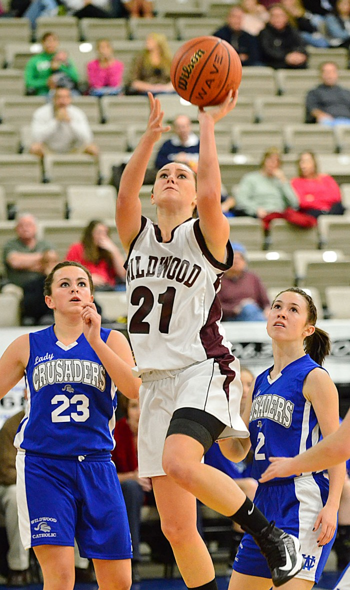 Photo gallery: Wildwood / Wildwood Catholic Girls Basketball
