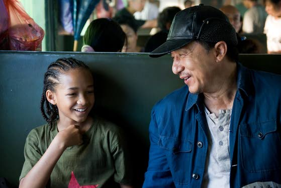 Tweens should get a kick out of 'The Karate Kid'