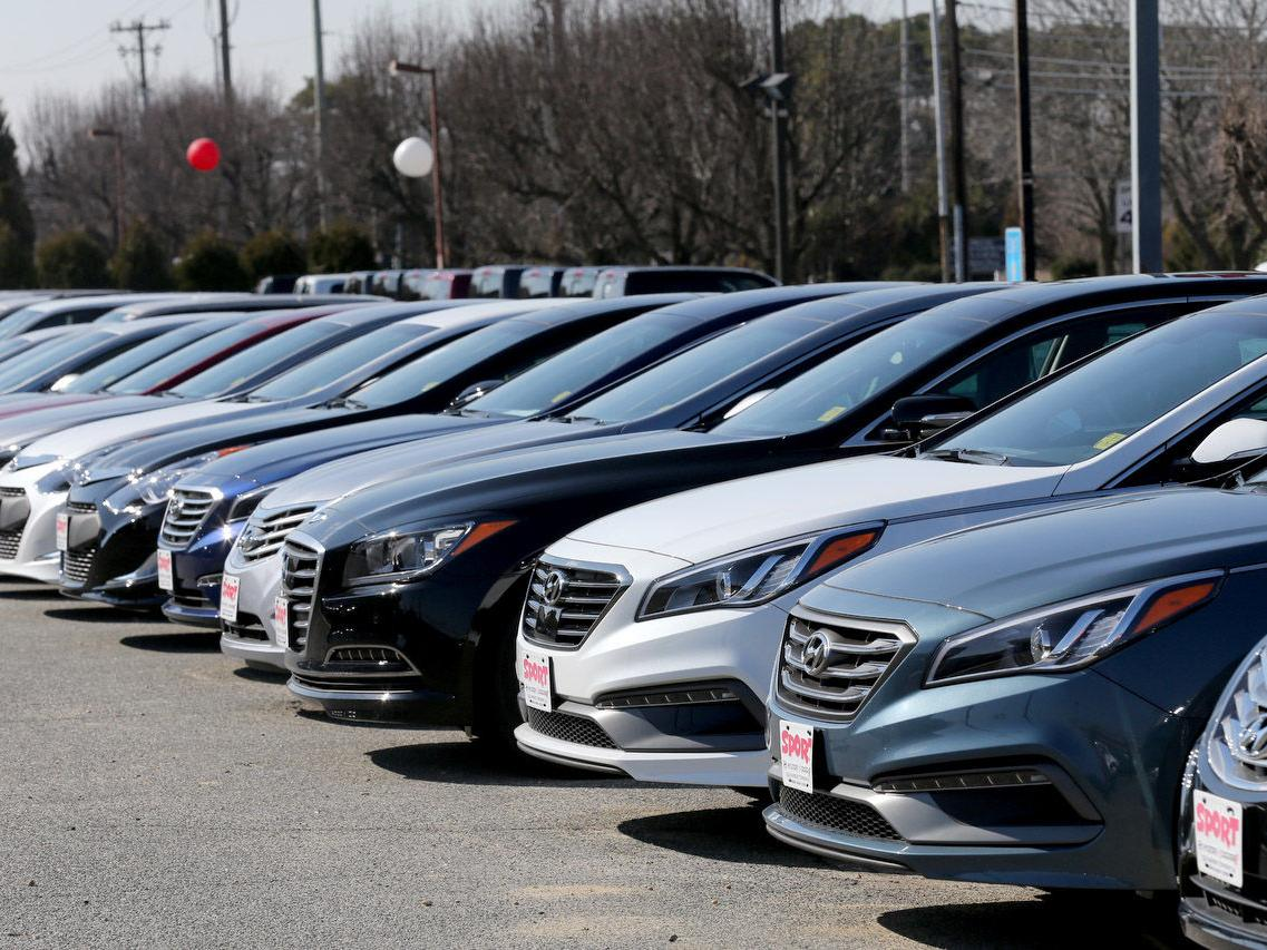 Despite struggles, local auto sales remain strong