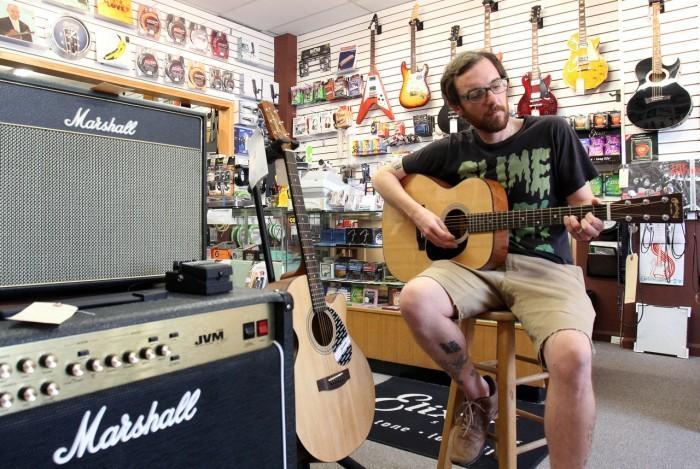 GrassRoots Music Store