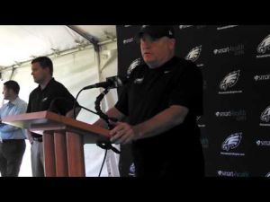 Chip Kelly on the Eagles' opener
